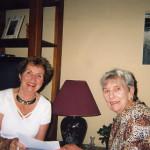 Marjory Lyons and Wilma Willis Gore, Writer – Sedona, AZ