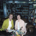 Adren Kahlo and Marjory Lyons Writing Critique Group at Rob Hittel's Bookstore – Fort Lauderdale, FL