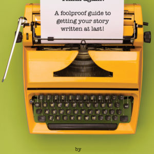 Think you can't write? Telling Your Story