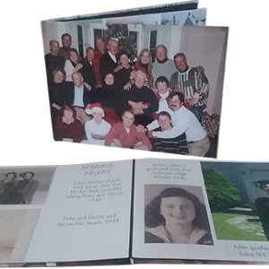 Photo Books - Telling Your Story